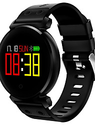 cheap -Smartwatch Digital Modern Style Sporty Silicone 30 m Water Resistant / Waterproof Heart Rate Monitor Bluetooth Digital Casual Outdoor - Black Black / Blue Black / Green