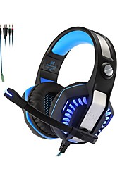 cheap -KOTION EACH G2000 (3.5+USB) Gaming Headset Wired Gaming Stereo with Microphone with Volume Control