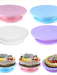 cheap -1pc Plastic Multifunction DIY Everyday Use Cake Cakestand Bakeware tools