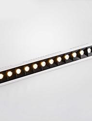 cheap -PUSHENG Spot Light Downlight Aluminum Resin Adjustable, Flush Mount Generic Warm White / Yellow