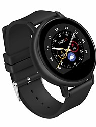 cheap -LGYD S666 IP67 Waterproof 1.22-inch Smart Watch with Silicone Strap IPS Display Support Bluetooth Call& Heart Rate Monitoring