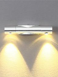 cheap -Modern 6W LED Wall Sconce Light Angle-Adjustable Decorative Spot Lights For Home Studio Bedside Bedroom Light