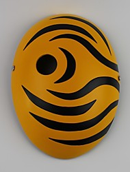 cheap -Mask Inspired by White Orange Adults' Men's Women's