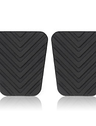 cheap -1 Pair High Strength Pedal Rubbers Pads for Hyundai Accent Tucson Tiburon Elant
