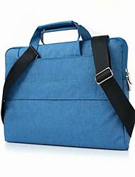 Недорогие -рюкзаки / сумки / чехол для MacBook одноцветный холст для MacBook Pro 15 дюймов / MacBook Pro 15 дюймов с дисплеем сетчатки / новый MacBook Pro 15 дюймов