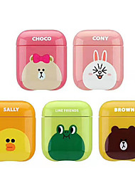 cheap -Protective Cover Case Geek & Chic Apple Airpods Shockproof Scratch-proof Plastic Shell