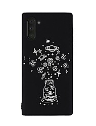cheap -Case For Samsung Galaxy Galaxy Note 10 / Galaxy Note 10 Plus Shockproof Back Cover Cartoon TPU