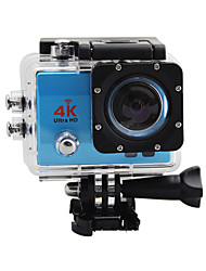 cheap -Q3H vlogging Timing Function / Water-Repellent / Wireless Control 32 GB 30fps 8 mp / 5 mp / 3 mp 4x 4000 x 3000 Pixel Swimming / Camping / Hiking / Outdoor Exercise 2 inch 12.0MP CMOS Single Shot