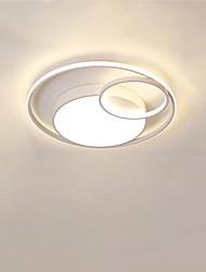 cheap -CONTRACTED LED® 3-Light 50 cm Flush Mount Lights Metal Linear / Geometrical Painted Finishes LED / Modern 110-120V / 220-240V