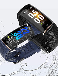 cheap -E98 Smart Bracelet Fitness Track Full Sleep Monitoring IP67 Waterproof Smart Watch for Android and iOS Phones for Kids Women Men