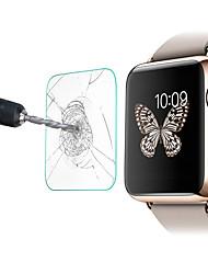 Недорогие -Защитная пленка для экрана Apple Watch серии 4/3/2/1 38 мм из закаленного стекла высокой четкости (HD) 5 шт.