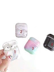 cheap -Headphone Carry Bag Simple Style Apple Airpods Scratch-proof Silicon Rubber
