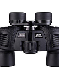 cheap -12x45 binoculars HD high power low light level night vision