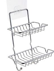 cheap -Bathroom Shelf New Design / Cool Modern Stainless Steel 1pc Wall Mounted