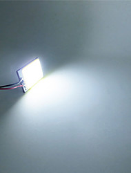 Недорогие -белый лампа для чтения светодиодные T10 автомобиля светодиодные парковочные лампы 26 / 36SMD авто интерьер панели освещения