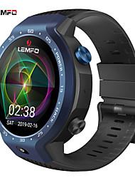 Недорогие -Lemfo Lem9 Smart Watch BT Поддержка фитнес-трекер уведомить / монитор сердечного ритма / 4g Google Play Встроенный GPS и камера SmartWatch телефон