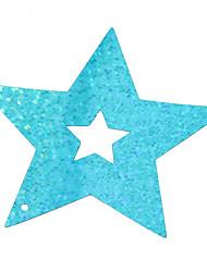 abordables -Décorations de vacances Vacances & Voeux Objets décoratifs / Anniversaire Décorative / Mariage Violet / Argent / Jaune 500pièces
