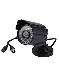 cheap -1200TVL CCTV IR Night Vision System Security Camera HD Color Waterproof Camera