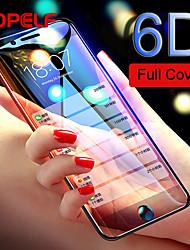 Недорогие -6d защитное стекло на для iphone 7 6 Защитная пленка для экрана полностью изогнутое закаленное стекло для iphone 6 s 7 x 10 8 плюс