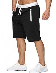cheap -Bermuda Men's Sporty Shorts Pants - Print Black Purple Blue US32 / UK32 / EU40 US34 / UK34 / EU42 US36 / UK36 / EU44