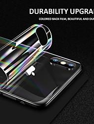 Недорогие -полная задняя пленка для samsung galaxy s8 s9 plus aurora лазерная гидрогелевая защитная пленка для samsung note 9 8 a6s clear tpu пленка