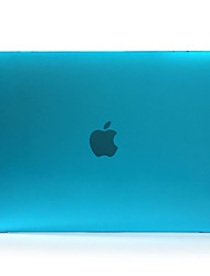 cheap -MacBook Case Solid Colored / Transparent Plastic for MacBook 12''