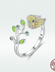 Недорогие -2019 новые перстни открытия горячие продажи золотая птица регулируемое кольцо для женщин, делающих свадебные обручальные подарочные кольца размер 1,7 см х 0,7 см регулируемый размер