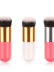 cheap -Professional Makeup Brushes 1 Piece Soft New Design Full Coverage Lovely Comfy Plastic for Makeup Set Makeup Tools Makeup Brushes Foundation Brush Makeup Brush