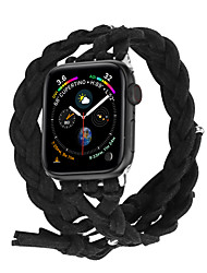 cheap -Watch Band for Apple Watch Series 5/4/3/2/1 Apple DIY Tools Fabric Wrist Strap