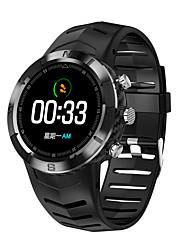 abordables -dt no.1 dt88 femmes smartwatch android ios bluetooth moniteur de fréquence cardiaque étanche mesure de la pression artérielle sport calories brûlées podomètre rappel du sommeil tracker rappel
