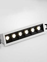cheap -Spot Light Ambient Light Aluminum Adjustable Generic Warm White / Yellow
