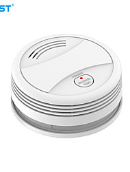 cheap -New Graffiti Wifi Smoke Alarm Home Independent Smoke Detector Hotel Smart Wifi Alarm