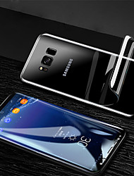 cheap -screen protector for samsung s8 s9 plus galaxy s7 soft hydrogel back film camera lens screen protector for samsung note 8 9 film