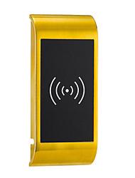 abordables -Factory OEM RF38 alliage de zinc Verrouillage de carte Smart Home Security Android Système RFID Maison / Bureau Autres (Mode de déverrouillage Carte)