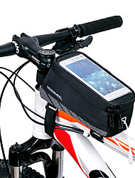 cheap -Cell Phone Bag 6.2 inch Cycling for iPhone 8/7/6S/6 iPhone 8 Plus / 7 Plus / 6S Plus / 6 Plus iPhone X Black Cycling / Bike