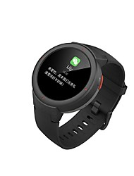 cheap -HUIMI amazfit Men Smartwatch Android iOS WIFI Bluetooth Waterproof Touch Screen Heart Rate Monitor Blood Pressure Measurement Sports Timer Stopwatch Pedometer Call Reminder Community Share