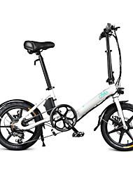 Недорогие -fiido d3 смещенная версия складной электрический велосипед мопед