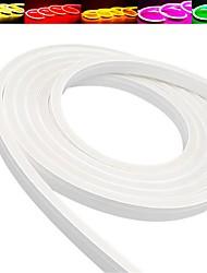 Недорогие -5 метров Гибкие светодиодные ленты 600 светодиоды 2835 SMD Тёплый белый / Белый / Красный Водонепроницаемый / Декоративная / Праздник 12 V 1шт
