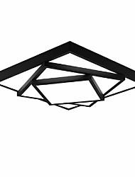 cheap -1-Light 52cm Geometric Pattern Design Modern Style Simplicity LED Ceiling Lamp Metal Flush Mount Living Room Bedroom Light