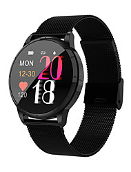 cheap -Smartwatch Digital Modern Style Sporty 30 m Water Resistant / Waterproof Heart Rate Monitor Bluetooth Digital Casual Outdoor - Black Gold