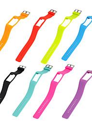 cheap -Watch Band for TomTom Runner 2 / POLAR A360 / A370 Polar Sport Band Silicone Wrist Strap