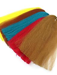 cheap -6 pcs Fly Tying Materials Nylon Fiber Fly Fishing
