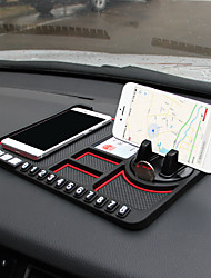 cheap -Multifunctional Car Anti-Slip Mat Non-Slip Phone Sticky Anti Slip Dash Mount Phone Silicone Car Board Mat Pad