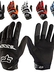 cheap -Full Finger Unisex Motorcycle Gloves Air Mesh Breathable / Warm / Wearproof