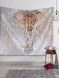 cheap -Classic Theme Wall Decor 100% Polyester Classic Wall Art, Wall Tapestries Decoration