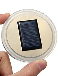 Недорогие -автомобильные светодиодные чашки воды коврик солнечной энергии чашки коврик противоскользящие накладки интерьера