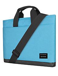 cheap -10 Inch Laptop / 11.6 Inch Laptop / 12 Inch Laptop Sleeve / Shoulder Messenger Bag / Briefcase Handbags Polyester Solid Color Unisex Water Proof