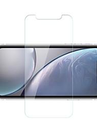 Недорогие -AppleScreen ProtectoriPhone XS Матовое стекло Защитная пленка для экрана 2 штs Закаленное стекло