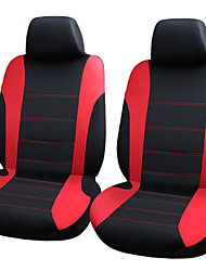 cheap -Universal Fashion Style Front Back Car Seat Covers Set- 4pcs
