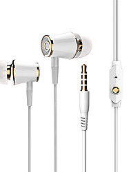 cheap -Langsdom R21 Wired In-ear Earphone Wired Earbud Stereo